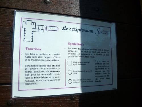 tourisme,aveyron,abbaye de sylvanès,histoire,région,sud