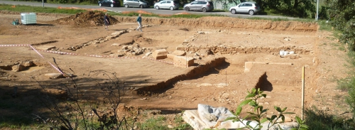 histoire,archéologie,temple,culture,sanctuaire,murviel les montpellier
