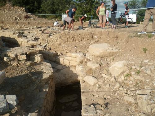 archéologie,histoire,forum,chantier,fouilles,murviel les montpellier,culture,tourisme