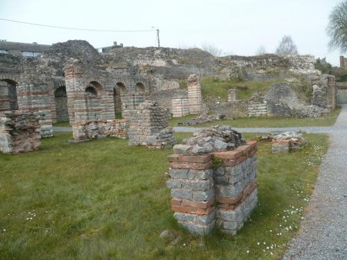 tourisme,histoire,culture,forum antique,nord,bavay